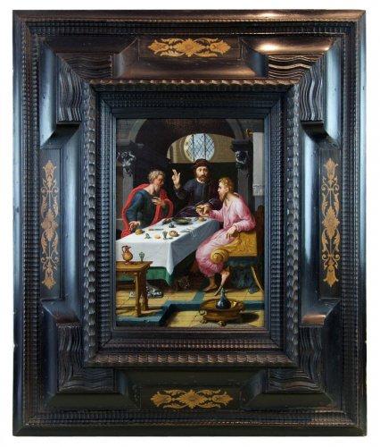 galerie tableaux anciens paris