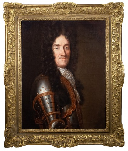 Portrait of Eymard de la Grée. Workshop of Pierre Mignard (1612-1695)
