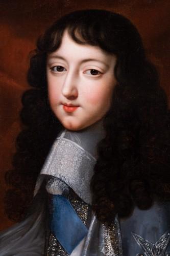 """Portrait of Philippe d'Orléans known as """"Monsieur"""". Jean Nocret & workshop (1615-1672) -"""