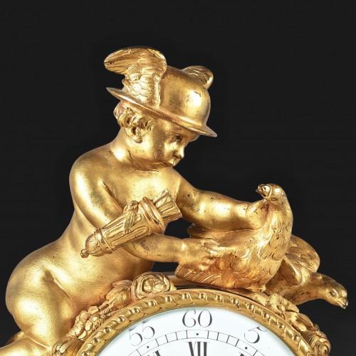 Horology  - Clock Love messenger