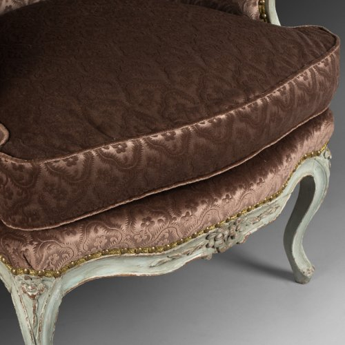 Louis XV bergere - Seating Style Louis XV