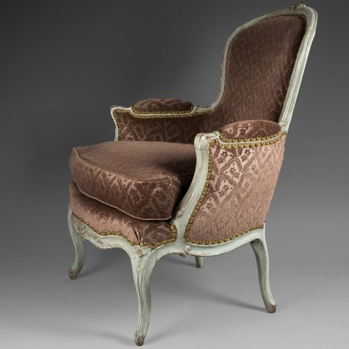 Louis XV bergere -