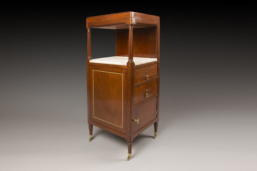 Mahogany Barbiere - Furniture Style
