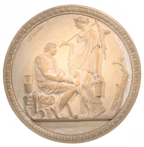 Mythological scene, Restoration period