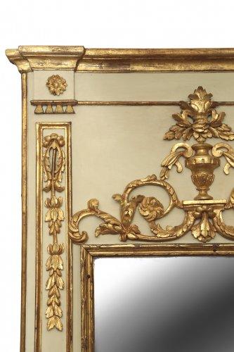 Mirrors, Trumeau  - French Louis XVI Pier glass