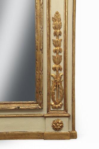 18th century - French Louis XVI Pier glass