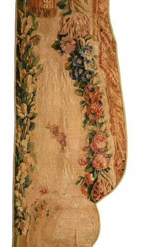 Pair of tapestry doors from Beauvais - Tapestry & Carpet Style