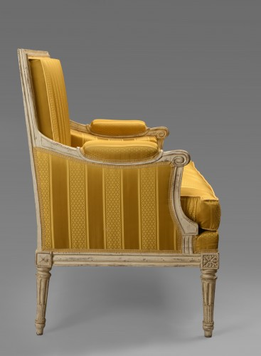 A Louis XVI Marquise - Seating Style Louis XVI