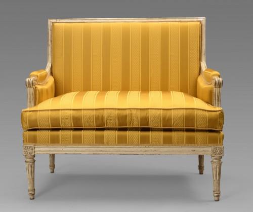 A Louis XVI Marquise -