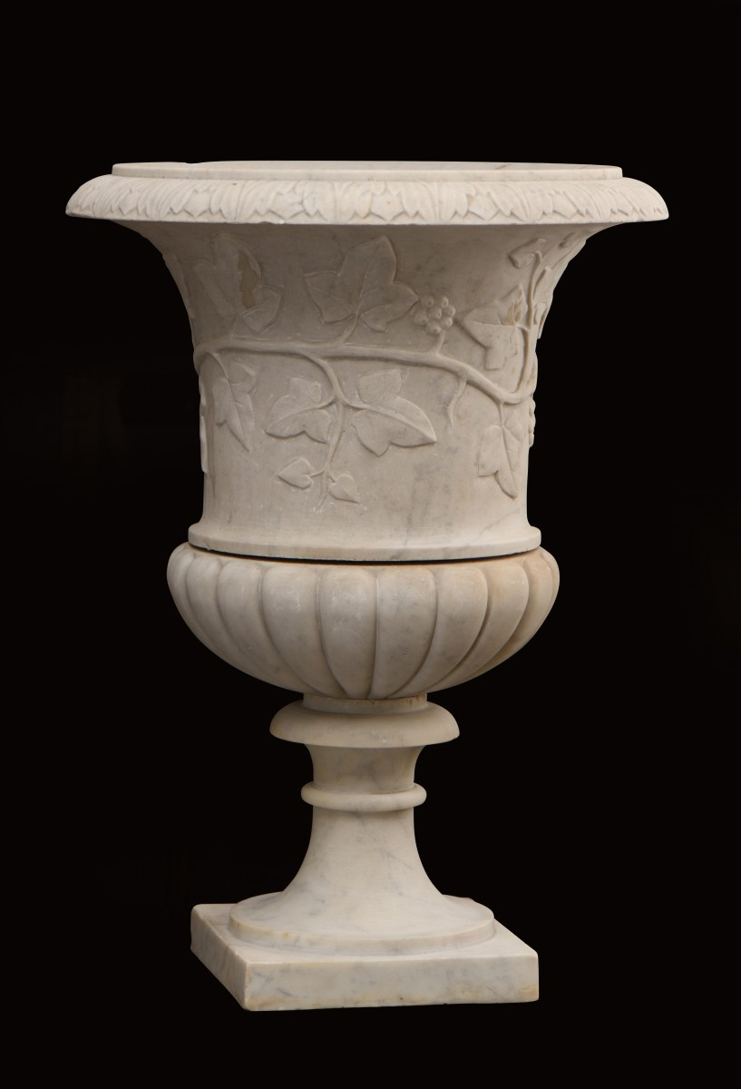 Early 19th Century Medici Marble Vase Ref 71679