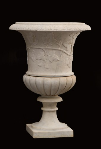 19th century - Early 19th century Medici marble vase