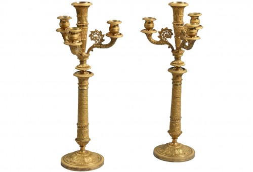 French Empire Candelabra