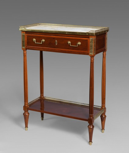 French Louis XVI Console table -
