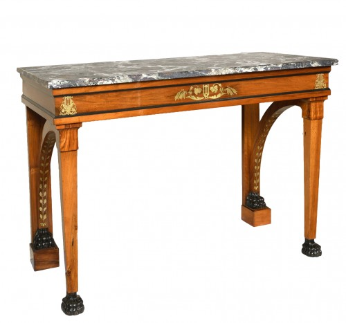Console italienne, époque Empire
