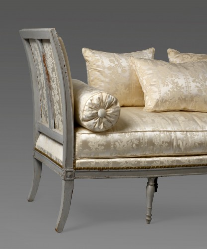 Seating  - Directoire bench