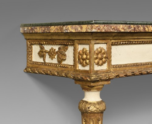 Console d'applique Louis XVI - Galerie François Paul Belliard