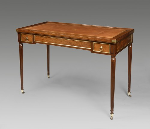 Table tric trac - Mobilier Style Louis XVI