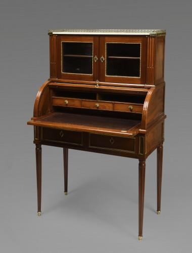 Desk Stamped Dester - Furniture Style Louis XVI