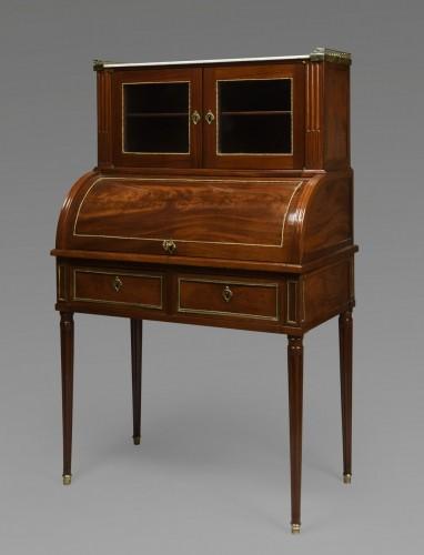 18th century - Desk Stamped Dester