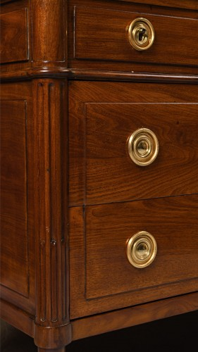 Chest of drawers stamped by Reizell - Furniture Style Louis XVI