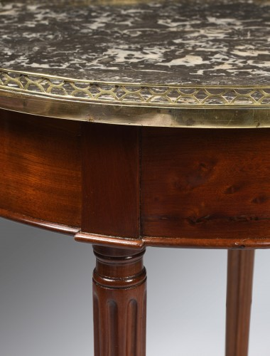 Furniture  - Louis XVI hot bouillotte table