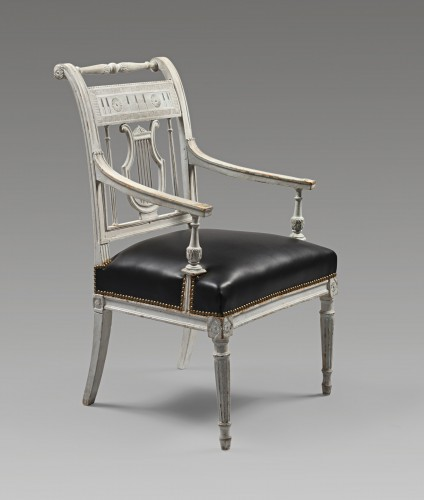 French Directoire Armchair - Seating Style Directoire