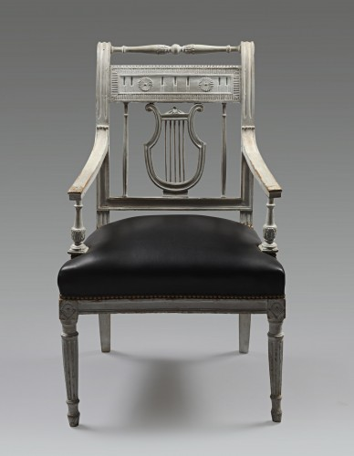 18th century - French Directoire Armchair