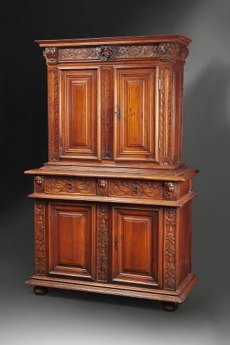 French Renaissance cabinet - Furniture Style Renaissance