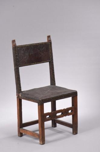 Renaissance back chair - Seating Style Renaissance