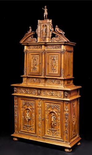 Furniture  - Renaissance cupboard