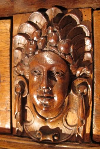 Renaissance cupboard -