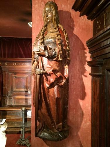 Saint Catherine of Alexandria -