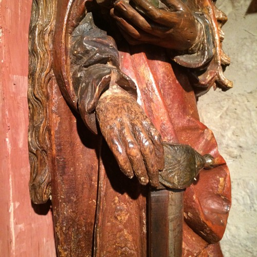 Antiquités - Saint Catherine of Alexandria