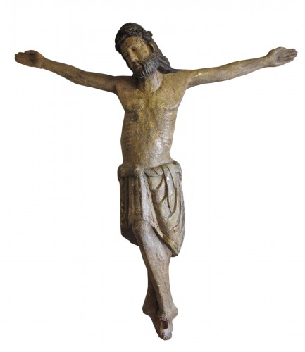 Catalan Christ on the cross