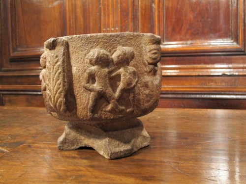<= 16th century - Renaissance apothicary mortar