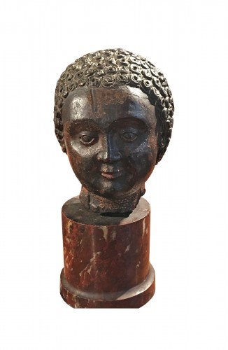 Renaissance head of a child