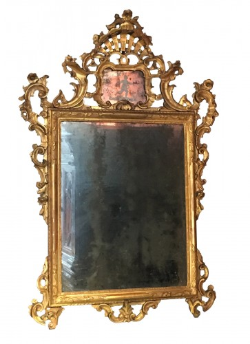 Large Venitian Mirror
