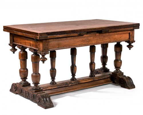"Renaissance table ""à l'italienne"""