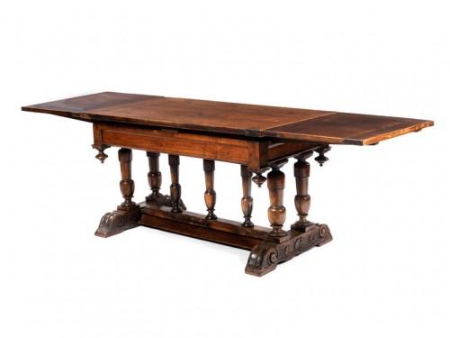 """Renaissance table """"à l'italienne"""" - Furniture Style Renaissance"""