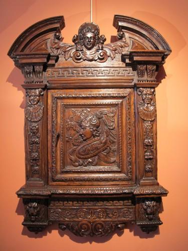 Renaissance armoirette frontage - Architectural & Garden Style Renaissance