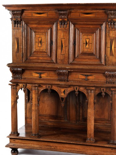 Furniture  - French Second Renaissance walnut dresser
