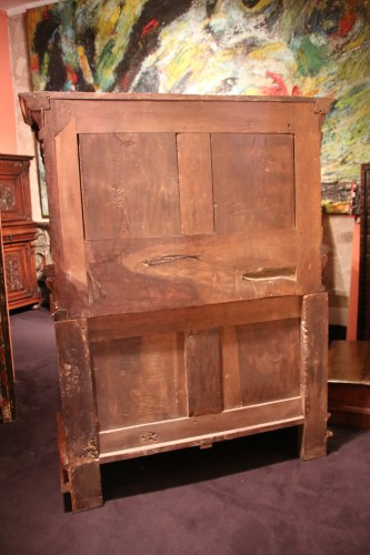French Second Renaissance walnut dresser - Renaissance