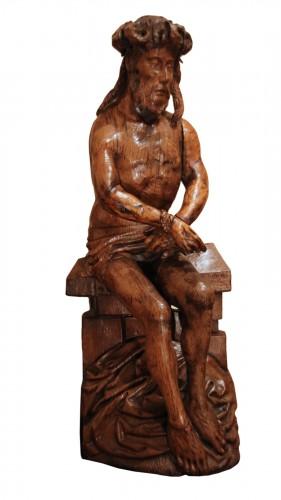 Pensive Christ