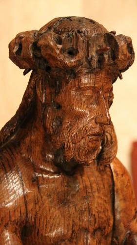 Antiquités - Pensive Christ