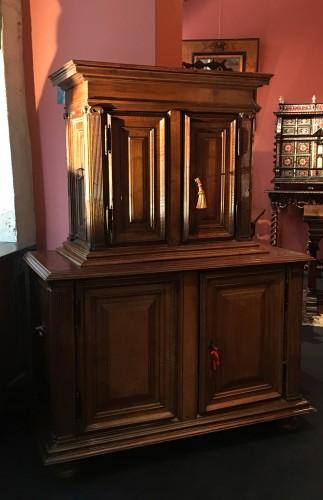 <= 16th century - Small Renaissance Henri II Cabinet