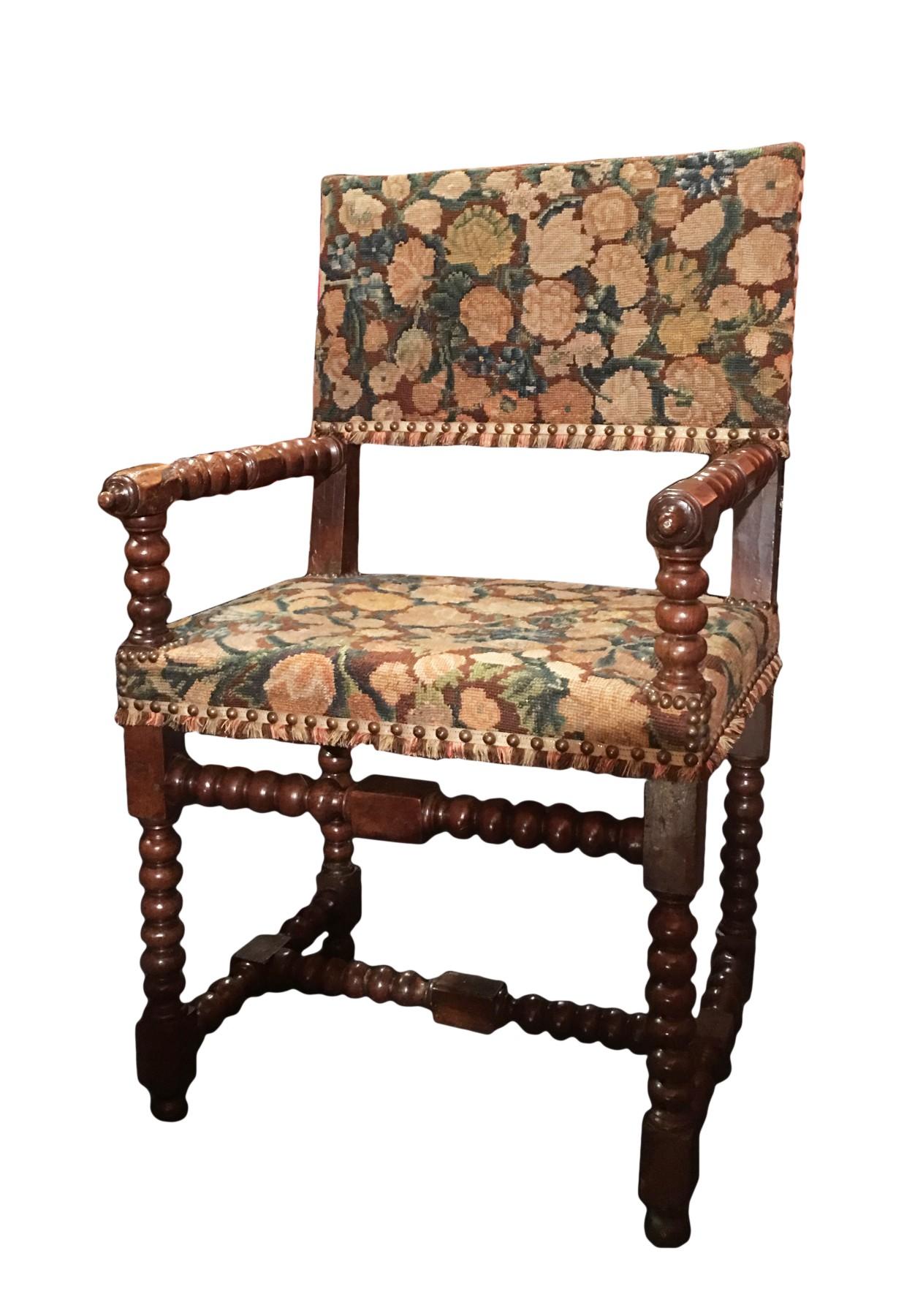 Louis XIII Armchair