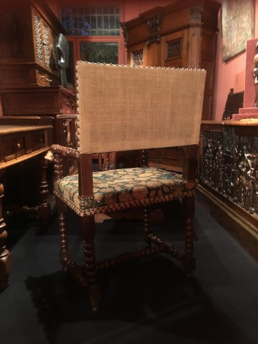 Seating  - Louis XIII Armchair