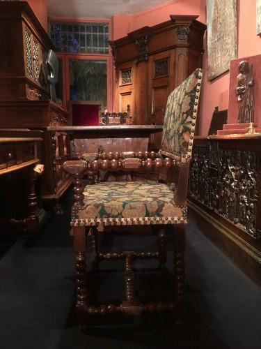 Louis XIII Armchair -