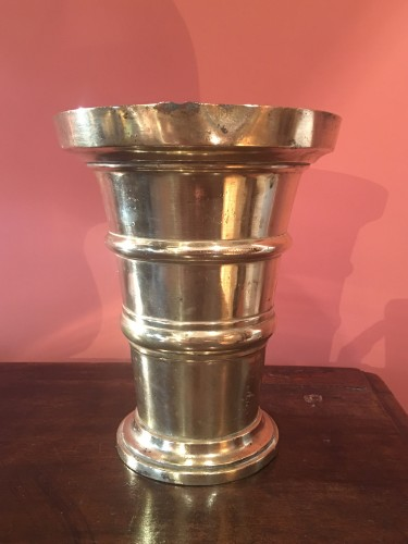 Bucket for the Holy water - Religious Antiques Style Renaissance