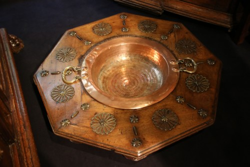Seventeenth century spanish brazier - Decorative Objects Style